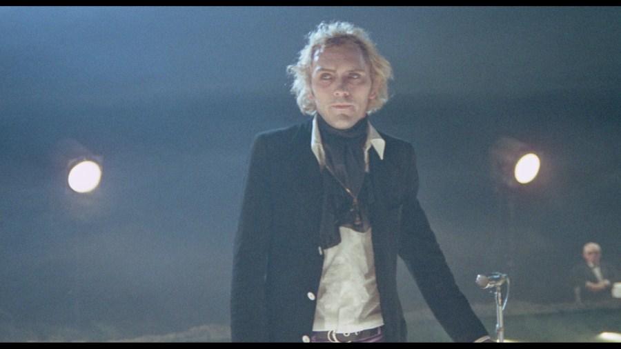 Spirits of the Dead; Toby Dammit, 1968, dir. Federico Fellini