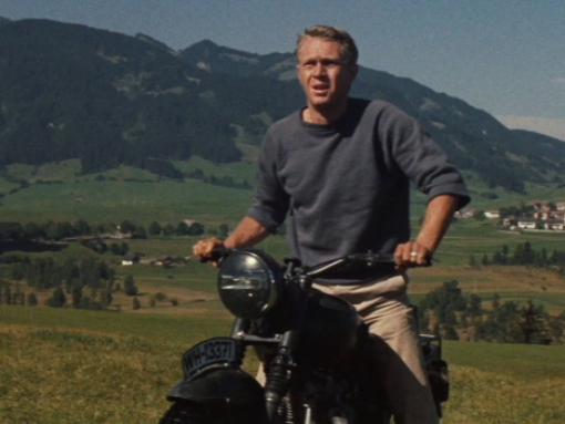 The Great Escape Review :: Criterion Forum